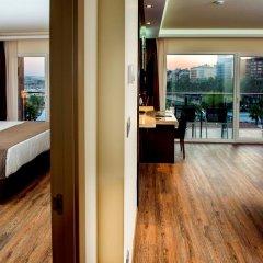 Отель Melia Alicante 4* Номер категории Премиум с двуспальной кроватью