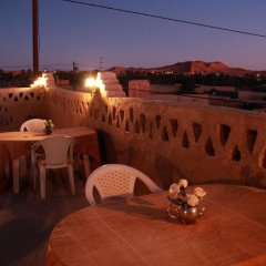 Отель Auberge Chez Julia Марокко, Мерзуга - отзывы, цены и фото номеров - забронировать отель Auberge Chez Julia онлайн питание
