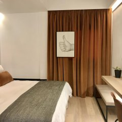 Niki Athens Hotel комната для гостей фото 12