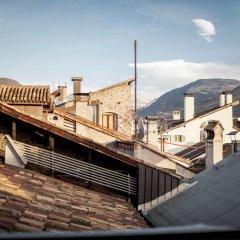 Отель Laubenhaus Больцано балкон