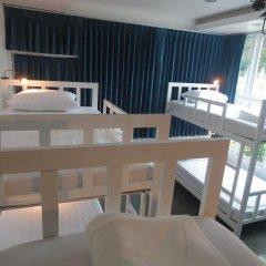 Отель Marina Boat House 2* Кровать в общем номере с двухъярусной кроватью