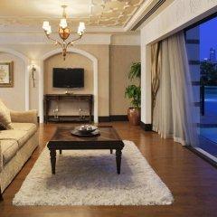 Отель Jumeirah Zabeel Saray Royal Residences 5* Стандартный номер с различными типами кроватей фото 3