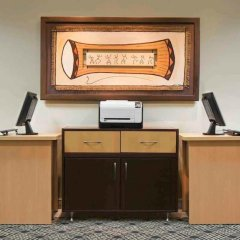 Ibom Hotel & Golf Resort интерьер отеля фото 3