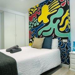 Отель Off Beat Guesthouse 2* Стандартный номер с двуспальной кроватью (общая ванная комната) фото 5