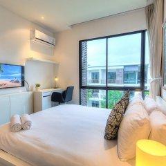Отель The Title Comfort Condotel Апартаменты фото 15
