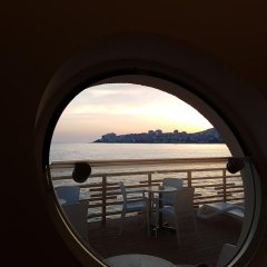 Отель Delfini Албания, Саранда - отзывы, цены и фото номеров - забронировать отель Delfini онлайн гостиничный бар