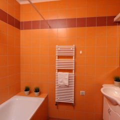 Апартаменты Style Apartments ванная фото 2