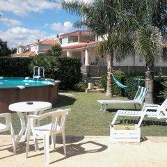 Отель Villa Trinacria Сиракуза бассейн
