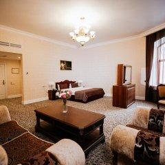 Гостиница Астраханская Номер Делюкс с различными типами кроватей фото 15