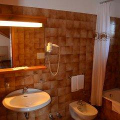 Отель Garni Eden Марленго ванная фото 2