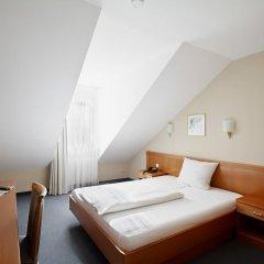 Hotel Blutenburg 2* Стандартный номер с различными типами кроватей фото 5