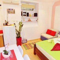Апартаменты Studio Venera Семейная студия с двуспальной кроватью фото 3