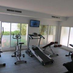 Hotel Nautico Ebeso фитнесс-зал фото 3