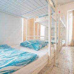 Vistas de Lisboa Hostel Кровать в общем номере с двухъярусной кроватью фото 15
