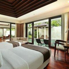 Отель The Seminyak Beach Resort & Spa 5* Вилла с различными типами кроватей