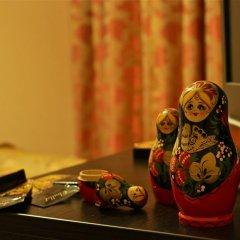 Хостел Бабушка Хаус Стандартный номер с различными типами кроватей фото 11