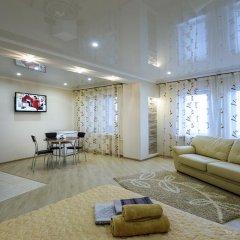 "Отель Apartament ""Berloga 55"" on Zhukova Омск интерьер отеля"