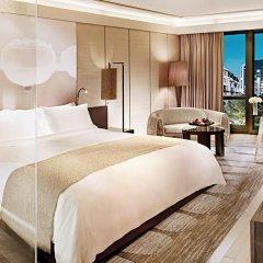 Siam Kempinski Hotel Bangkok 5* Улучшенный номер разные типы кроватей