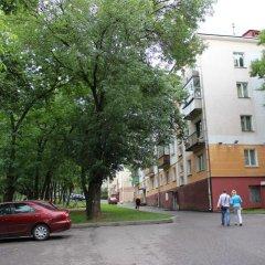 Гостиница Flat at the city center парковка