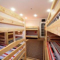 VIVA hostel Кровать в общем номере двухъярусные кровати фото 11