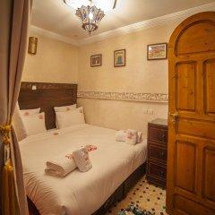 Отель Dar Ikalimo Marrakech 3* Номер Комфорт с различными типами кроватей