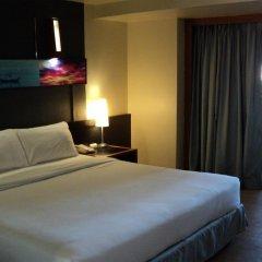 Sunshine Hotel And Residences 3* Улучшенный номер с различными типами кроватей фото 2