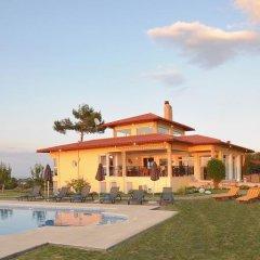 Отель Villa Elixir Rhodos бассейн фото 2