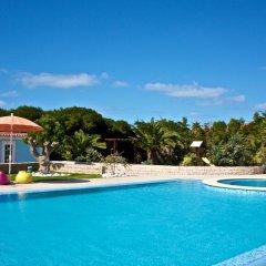 Отель Neptuno Португалия, Прайя-де-Санта-Крус - отзывы, цены и фото номеров - забронировать отель Neptuno онлайн бассейн фото 2