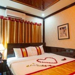 Отель Halong Bay Aloha Cruises 3* Улучшенный номер с различными типами кроватей фото 3