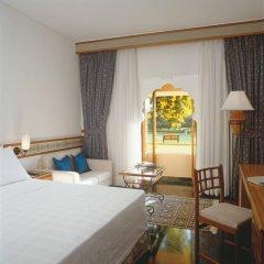 Отель Trident, Jaipur 5* Номер Делюкс с различными типами кроватей фото 3