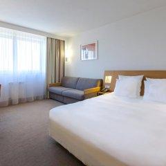 Отель Novotel Kraków City West 4* Улучшенный номер с различными типами кроватей