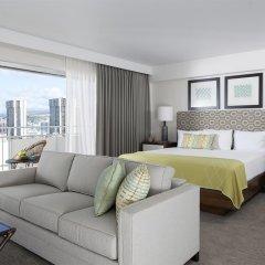 Ilikai Hotel & Luxury Suites 3* Номер категории Премиум с различными типами кроватей фото 15