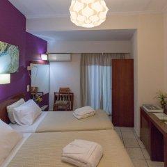 Epidavros Hotel 2* Люкс с разными типами кроватей фото 7