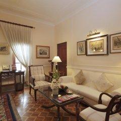 Отель The Imperial New Delhi 5* Номер Делюкс с различными типами кроватей фото 3