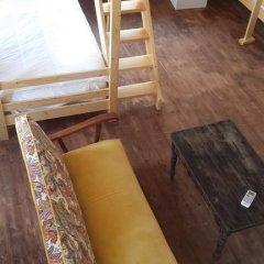 1878 Hostel Faro Кровать в общем номере с двухъярусной кроватью фото 18
