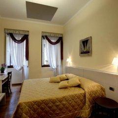 Отель B&B La Signoria Di Firenze 3* Стандартный номер с двуспальной кроватью фото 2