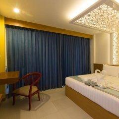 Ansino Bukit Hotel 3* Номер Делюкс двуспальная кровать фото 25