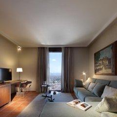 Отель Parador de Lorca 4* Стандартный номер с различными типами кроватей фото 4