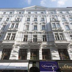 Отель Penthouse Stephansplatz Люкс с различными типами кроватей фото 8