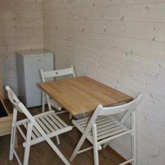 Отель Odda Camping Стандартный номер с различными типами кроватей фото 3