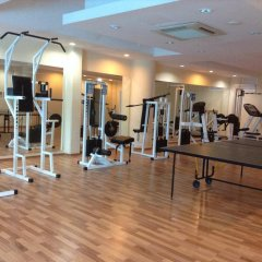 Отель Tasia Maris Sands (Adults Only) фитнесс-зал
