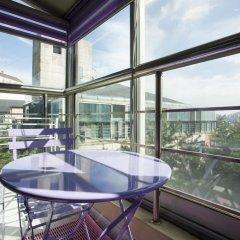 Отель Han River Guesthouse 2* Студия с различными типами кроватей фото 18