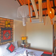 Thien Thanh Green View Boutique Hotel 3* Номер Делюкс с различными типами кроватей фото 5