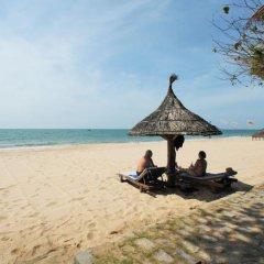 Отель Sai Gon Mui Ne Resort пляж фото 2