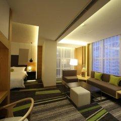 BeiJing Qianyuan Hotel 4* Номер Комфорт с различными типами кроватей фото 4