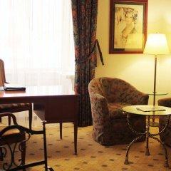 Гостиница Рэдиссон Славянская 4* Люкс разные типы кроватей фото 6