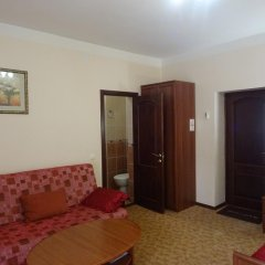 Отель Лагуна Кабардинка комната для гостей фото 3