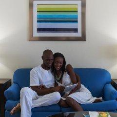 Отель Holiday Inn Resort Montego Bay All Inclusive 3* Стандартный номер с двуспальной кроватью фото 2
