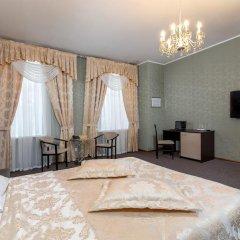 Гостиница Самара Люкс 3* Номер Комфорт двуспальная кровать фото 7