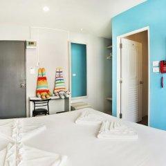 At nights Hostel Стандартный номер с разными типами кроватей фото 3